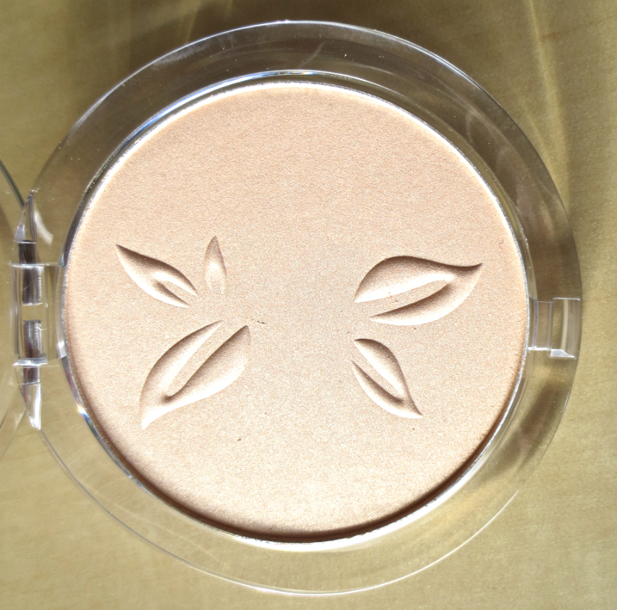 alverde makeup neuheiten 2017 - teint illuminating powder