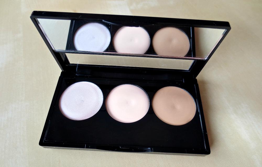 alverde makeup neuheiten 2017 - professional contouring kit