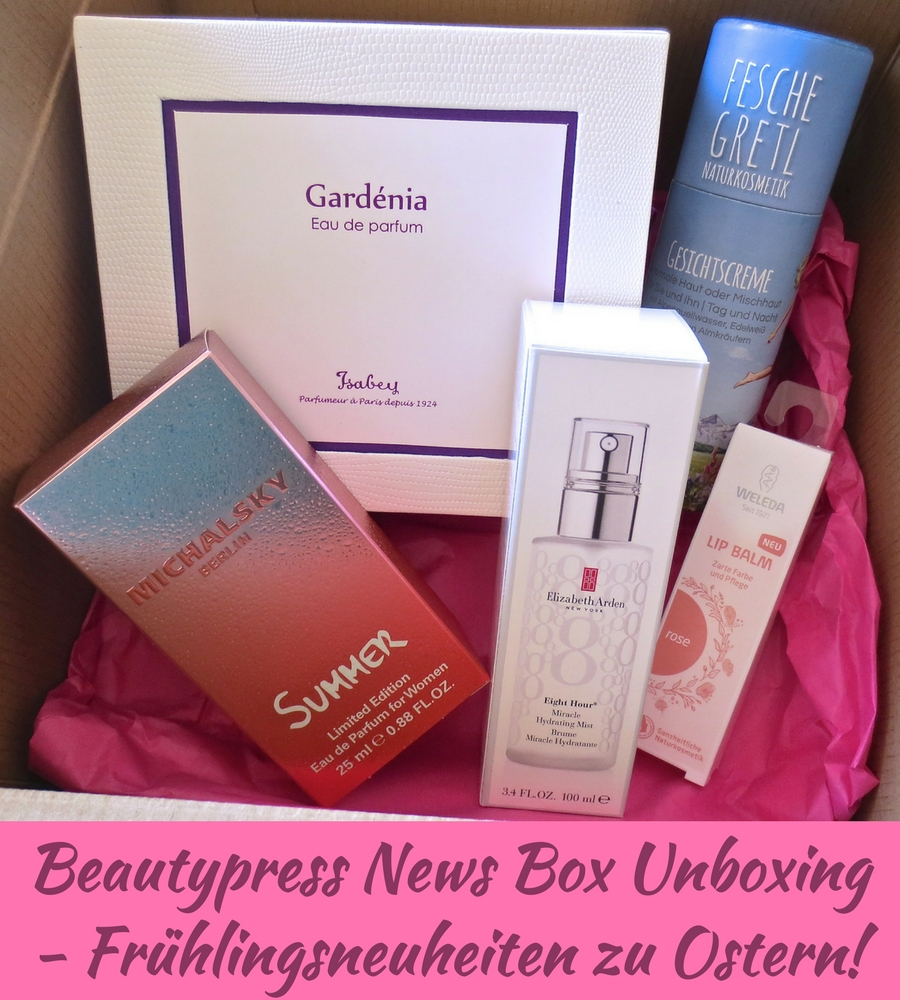 Unboxing: Beautypress News Box Osterspecial!