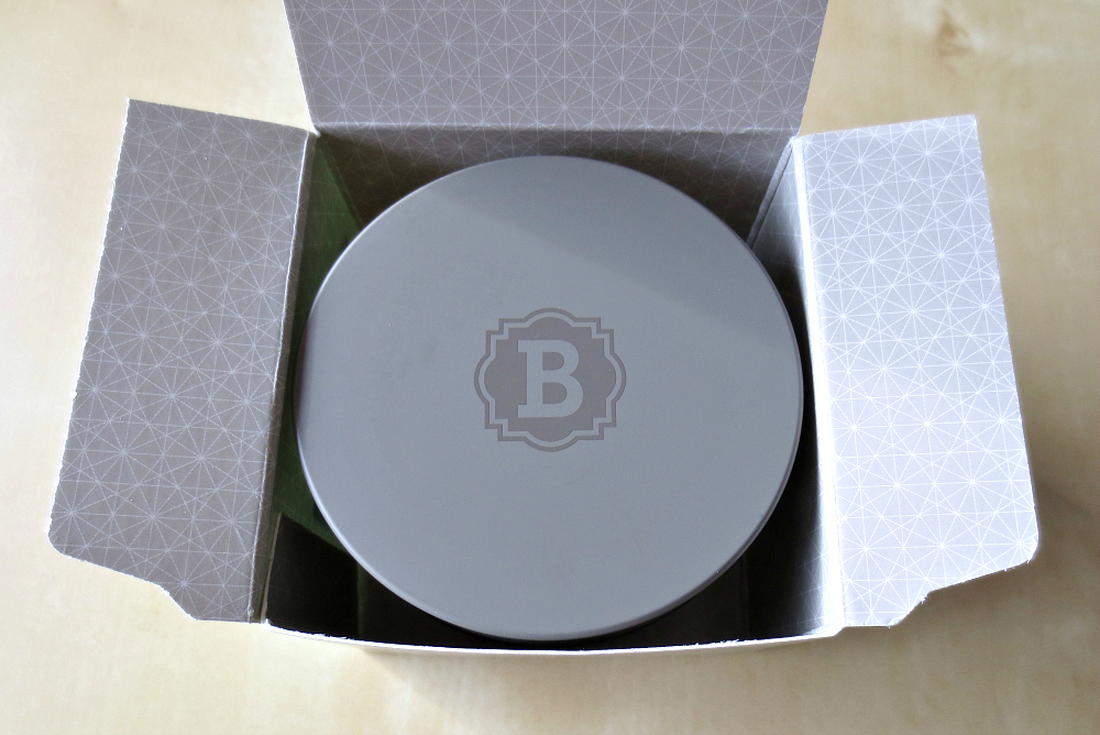 Blithe Pressed Serum Crystal Iceplant packaging