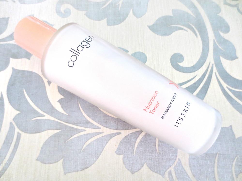 Korean Skincare 101 - koreanische Toner It's Skin Collagen
