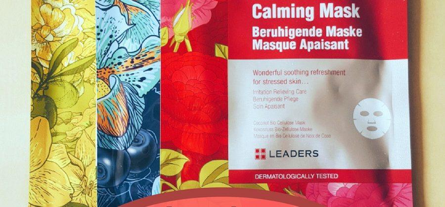 Leaders 7 Wonders Sheet Masks – Hightech meets Pflanzenpower!