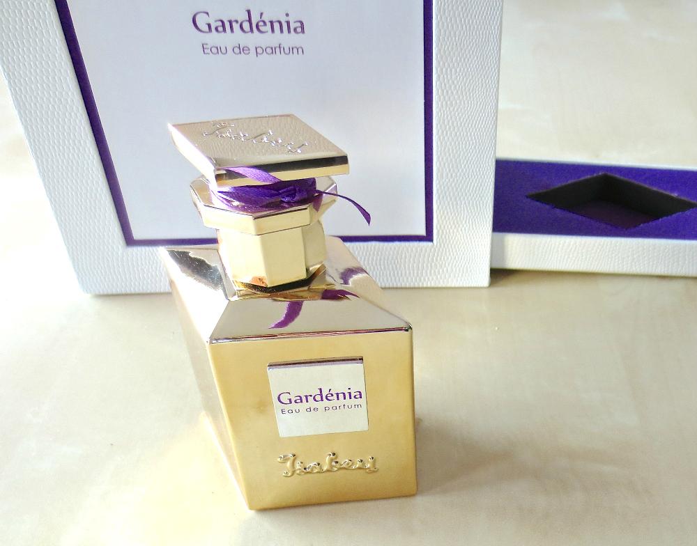Isabey Gardenia Parfum golden