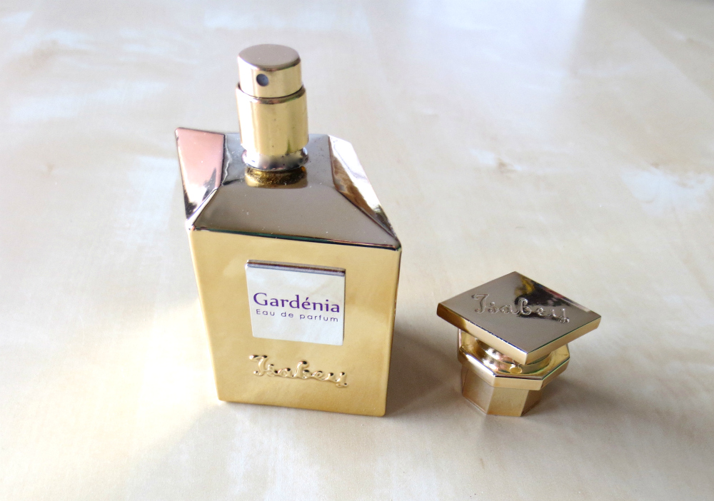 Isabey Gardenia Flakon