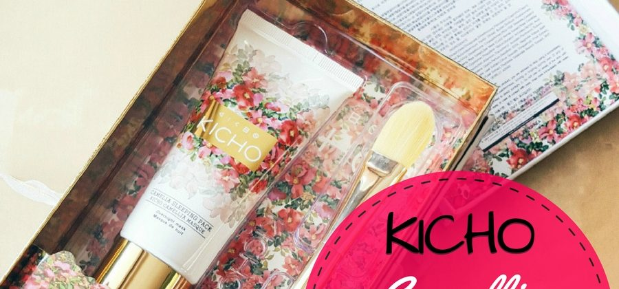 Kicho Camellia Sleeping Pack – mein Review