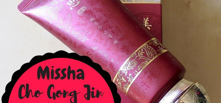 Missha Cho Gong Jin Peel Off Pack – Poren Blankputzer in koreanischer Heiltradition!