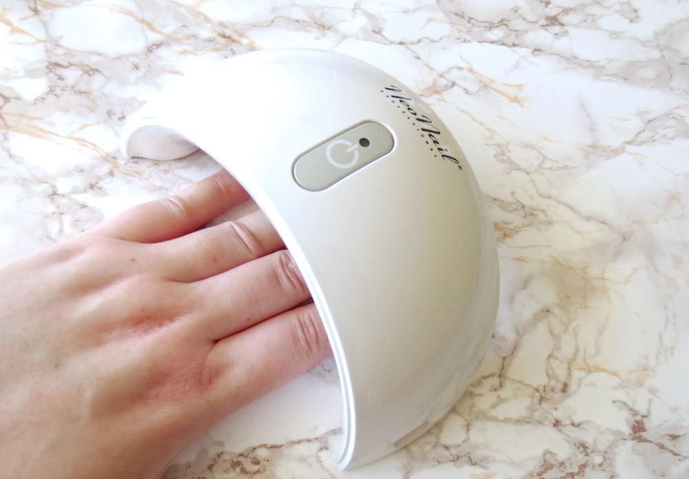NeoNail UV Gel Polish LED Lampe kabellos