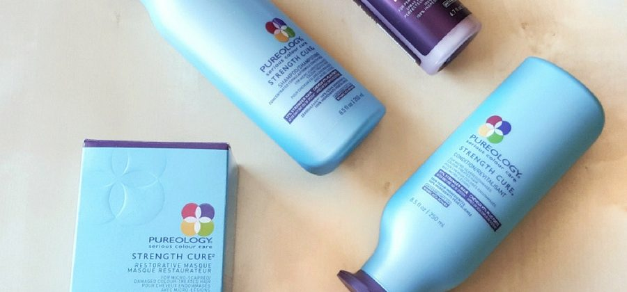 Pureology Strength Cure Haarpflegeserie – mein Review