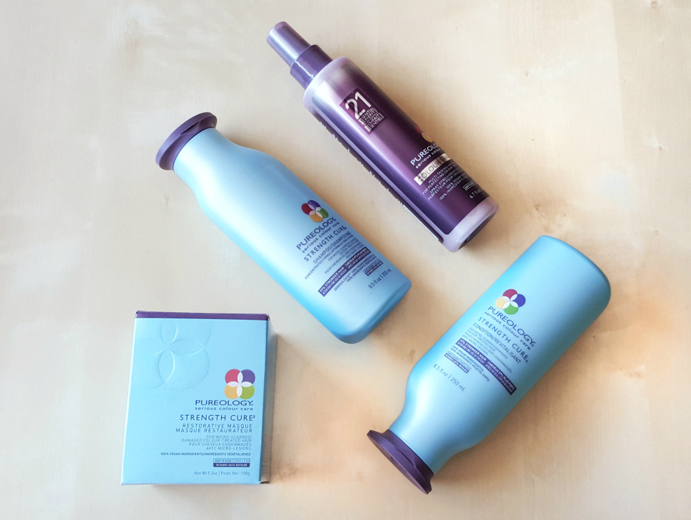 Pureology Strength Cure Review