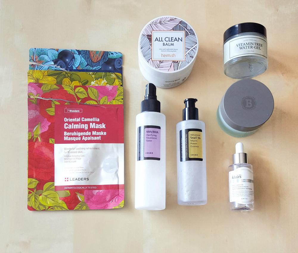 K-Beauty Empties - leergemacht