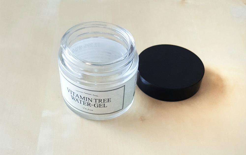 Kbeauty Empties I'm from Vitamin Tree Water-Gel