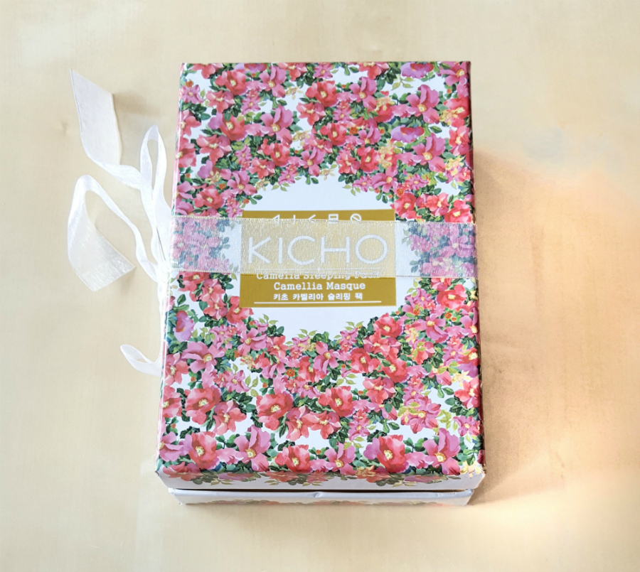 Kicho Camellia Sleeping Pack - gift set