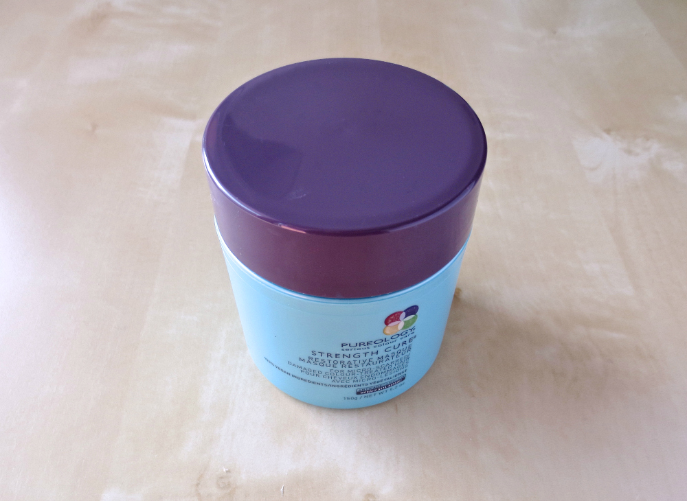 Pureology Strength Cure Restorative Hair Masque