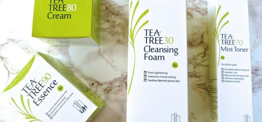 LJH Cosmetics Tea Tree Pflegeserie – Hits and Misses!