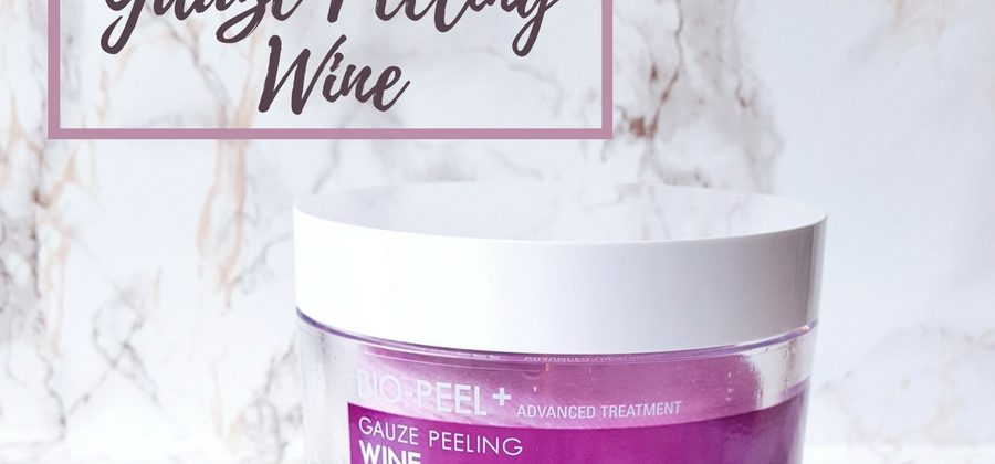 K-Beauty Review: Neogen Bio-Peel Gauze Peeling Wine
