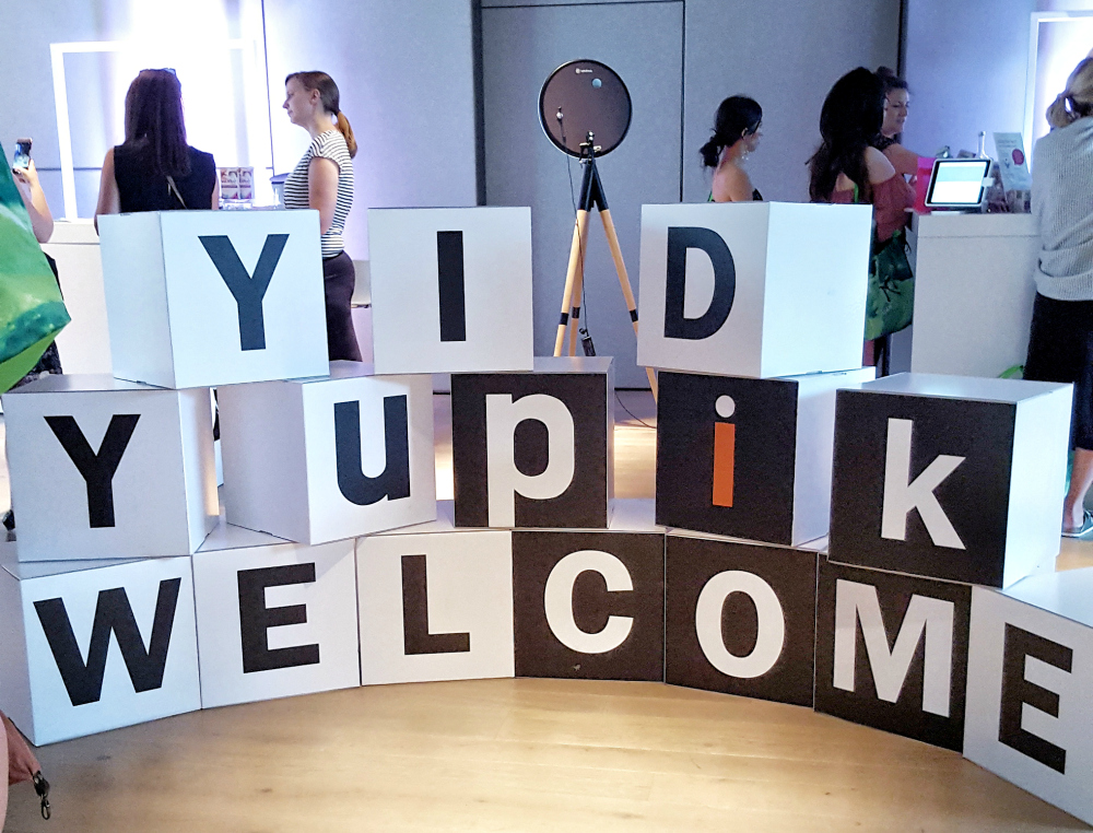 Yupik Infodays 2017