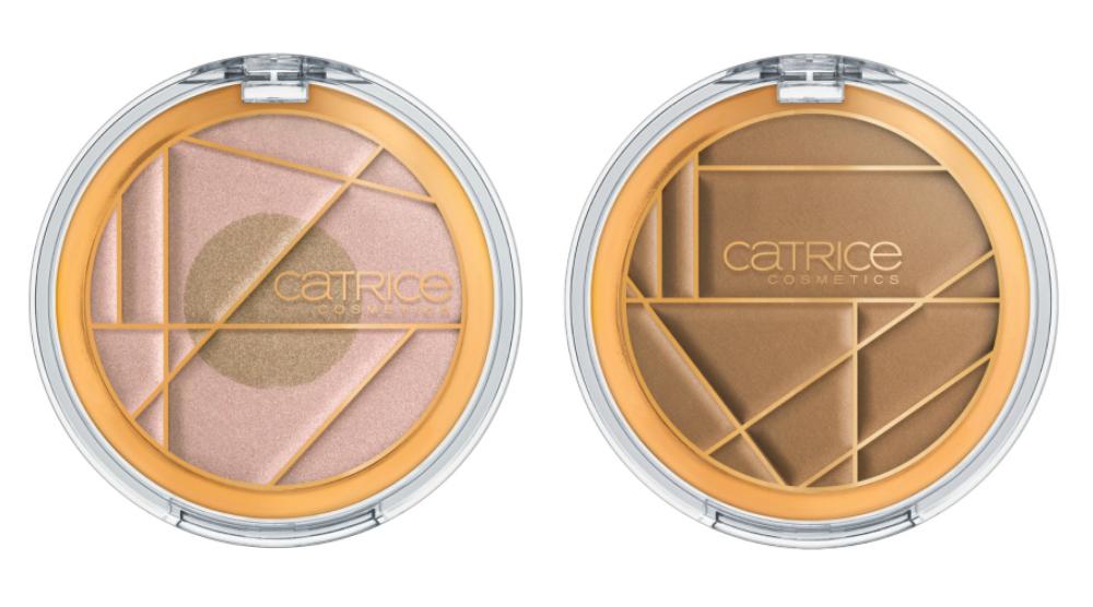 Catrice soleil d'été Limited Edition Duo Highlighter und Sun Stripped Bronzer