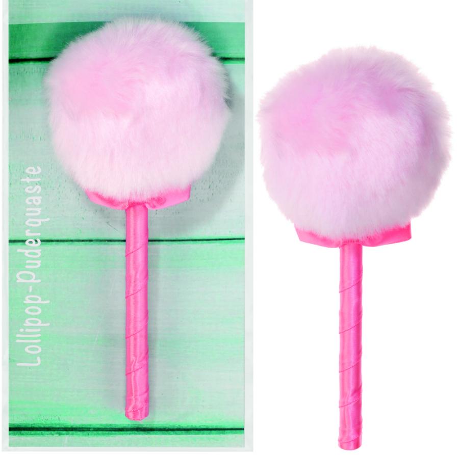 ebelin sweet wonderland limited edition lollipop puderquaste