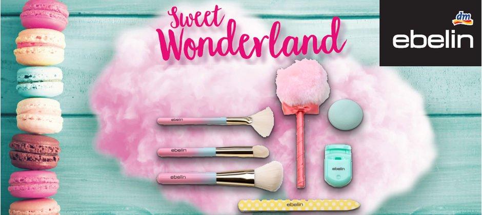 ebelin Sweet Wonderland Limited Edition – Beauty News