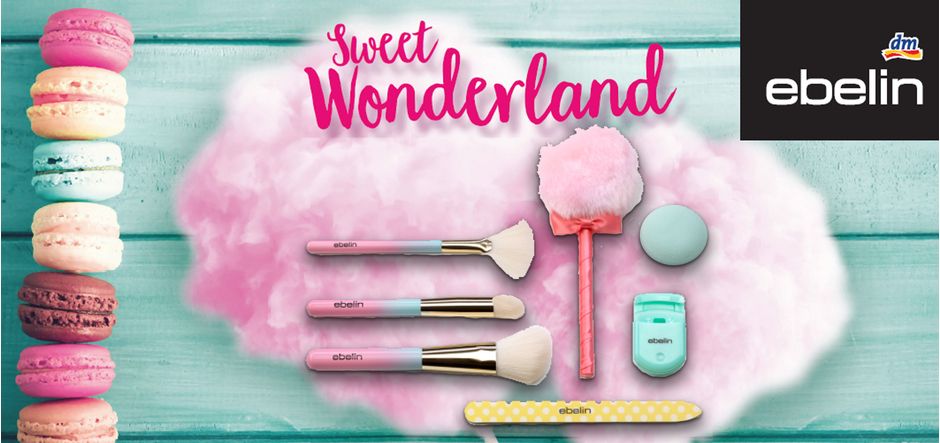 ebelin Sweet Wonderland Limited Edition – Beauty News