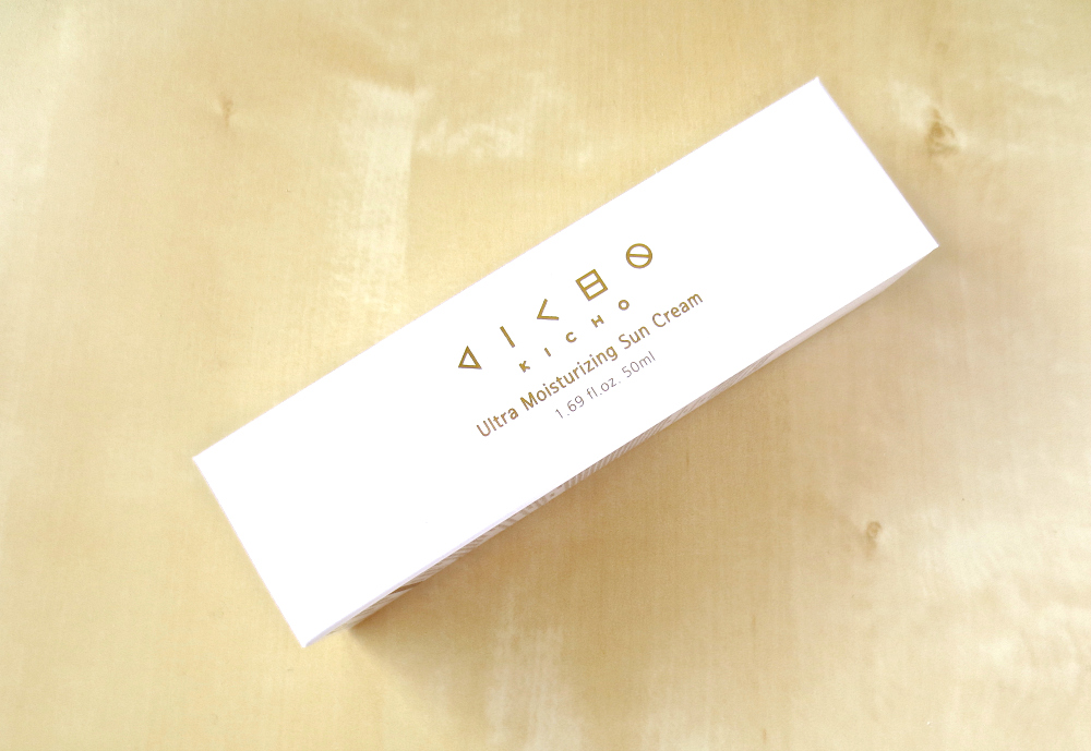 Kicho Ultra Moisturizing Sun Cream SPF50+