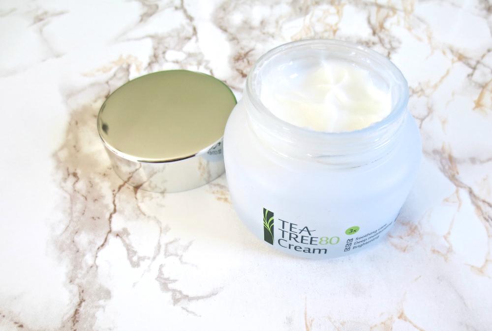 LJH Tea Tree 80 Cream Review
