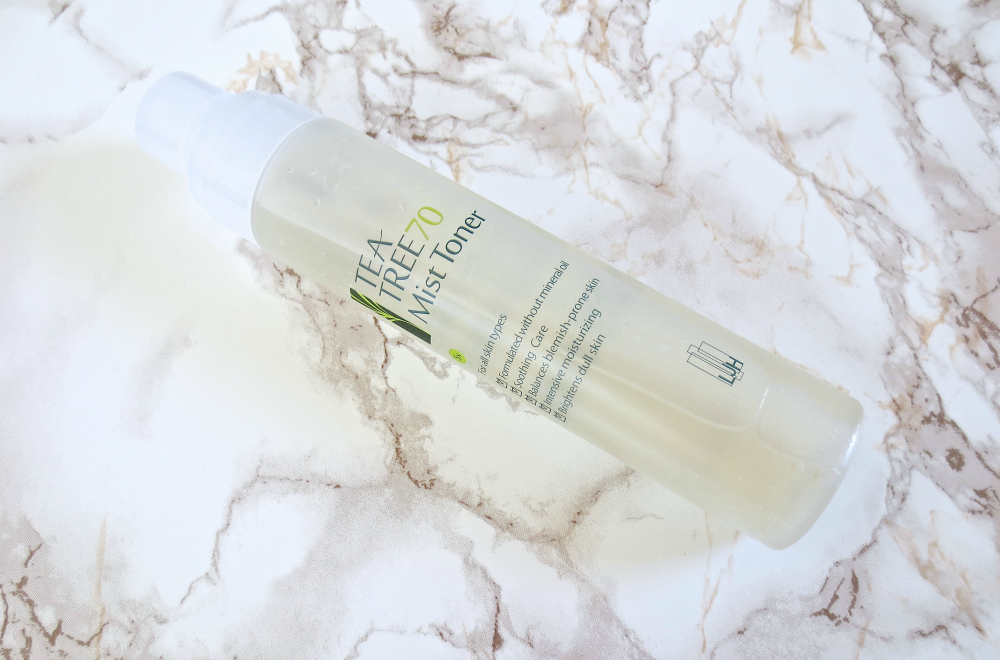 LJH Tea Tree 70 Mist Toner Review