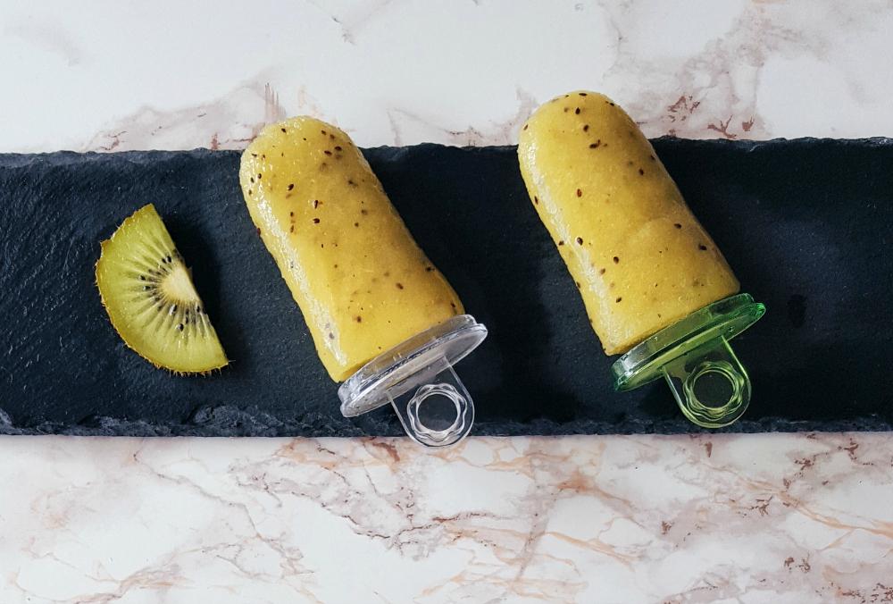 tescoma stieleisformer rezept kiwi kokoswasser popsicle