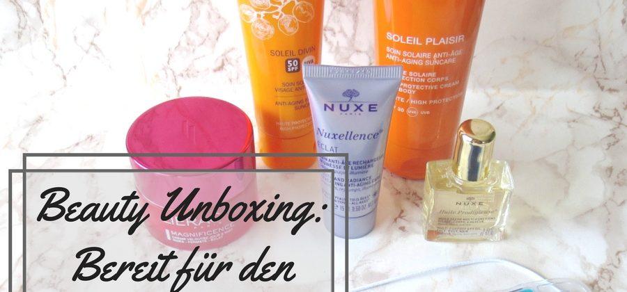 [Anzeige] Unboxing: Bereit für den Sommer mit der Beauty Summerbox!