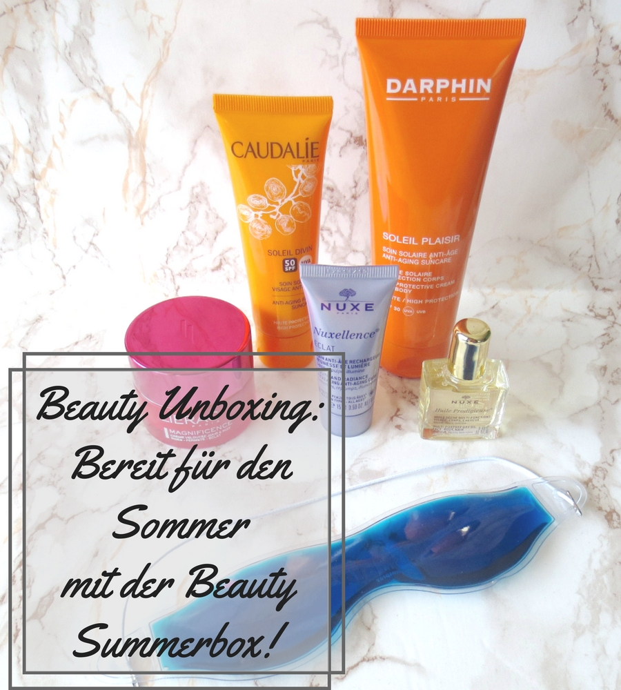 Beauty Summerbox Header