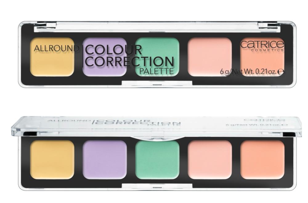 Catrice Neuheiten Herbst 2017 Colour Correction Palette