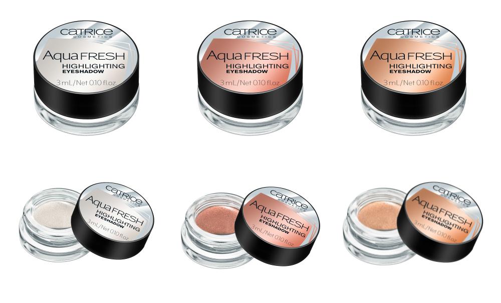 Catrice Neuheiten Herbst 2017 Aqua Fresh Highlighting Eyeshadow