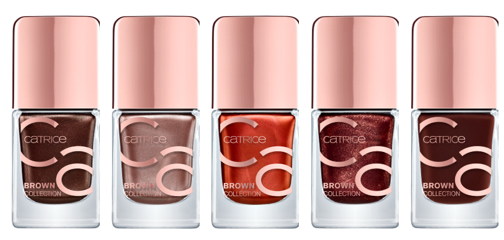 Catrice Neuheiten Herbst 2017 Brown Collection Nail Lacquer