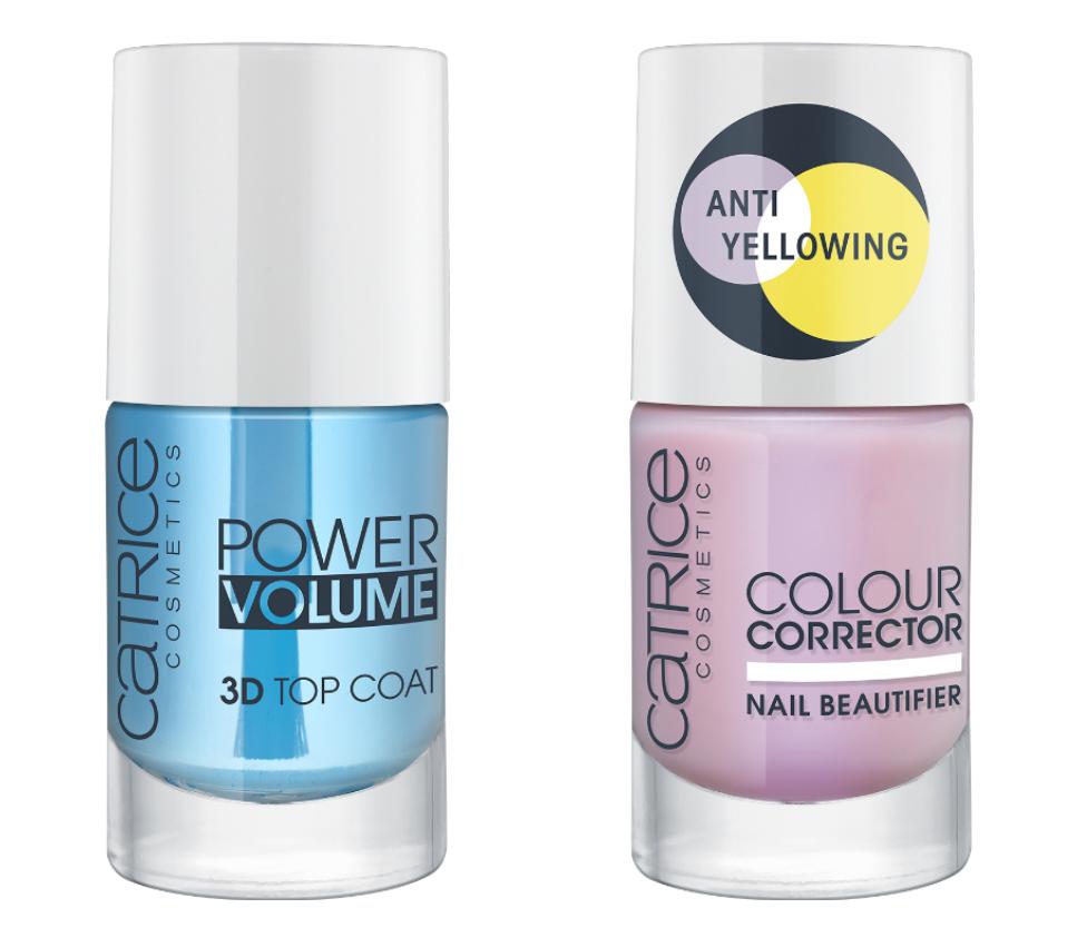 Catrice Neuheiten Herbst 2017 Power Volume Top Coat, Colour Corrector