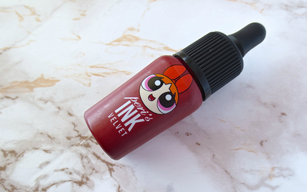 Periperas Ink Velvet Celeb Deep Rose Powerpuff Girls