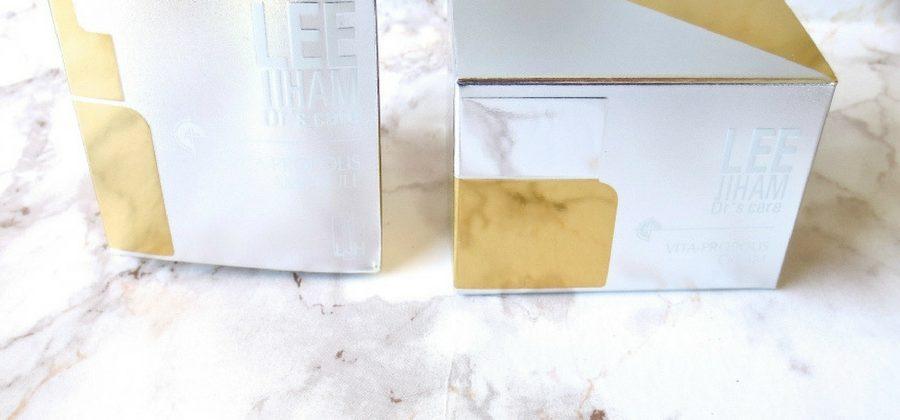 LJH Vita Propolis Ampoule + Cream – KBeauty Review