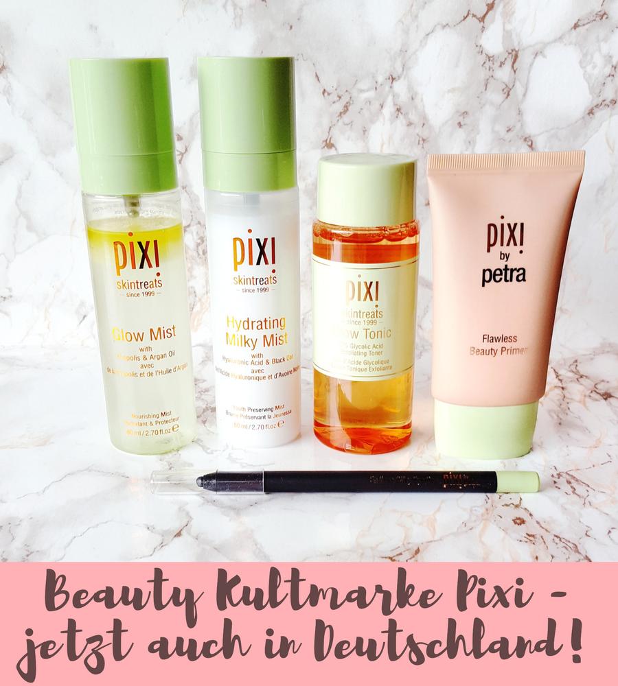 Pixi – die englische Beauty Kultmarke jetzt auch in Deutschland!