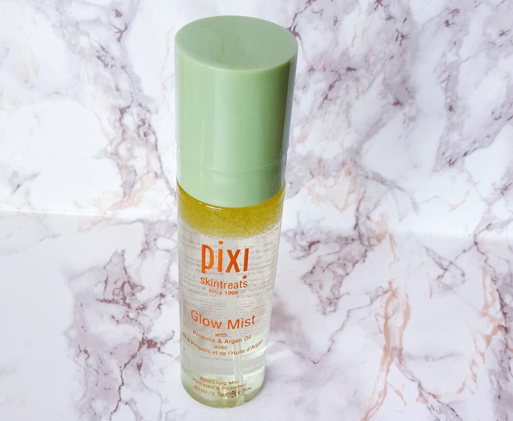 Beautypress News Box August 2017 Pixi Glow Mist