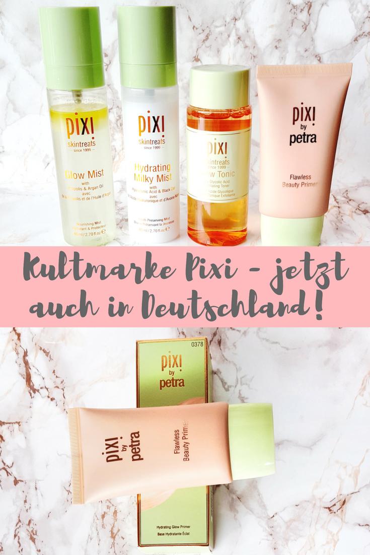 Pixi - die Beauty Kultmarke jetzt auch in Deutschland!