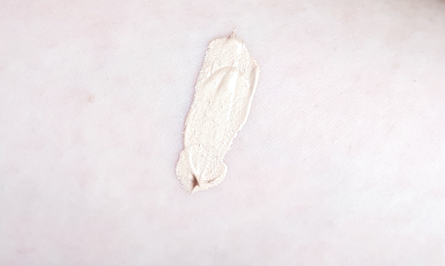Pixi Flawless Beauty Primer swatch