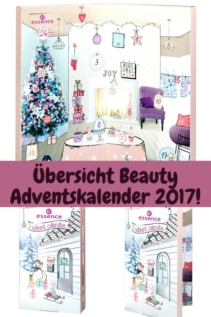 Beauty Adventskalender 2017: Die Liste mit allen Infos über die Beauty Adventskalender 2017