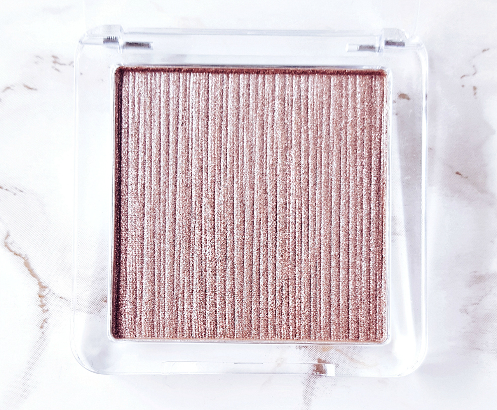 Drogerie Highlighter essence chrome metal blush copper