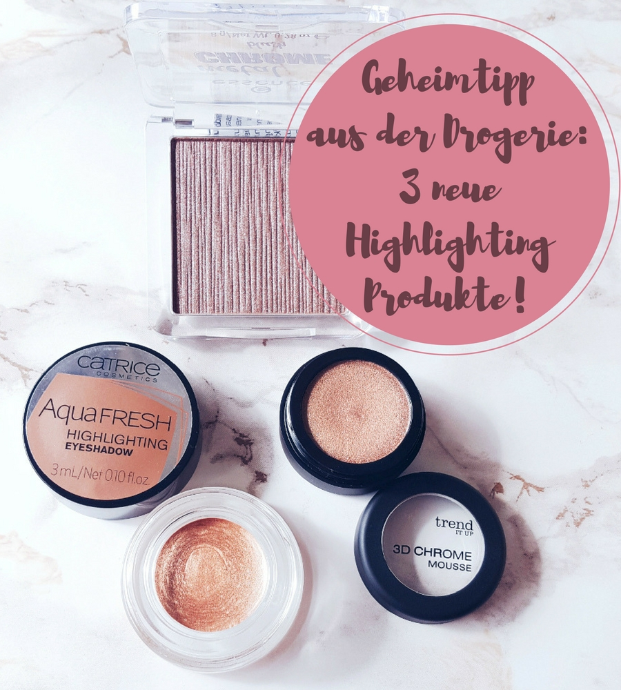 3 Drogerie Highlighter Header