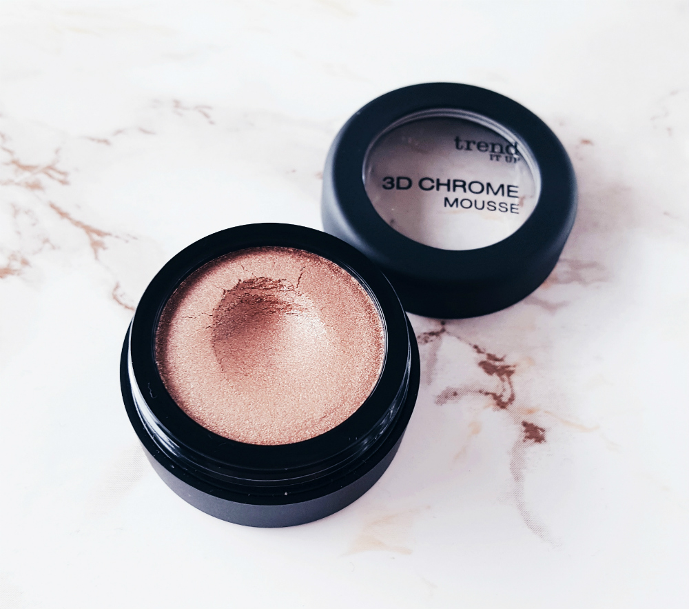 Drogerie Highlighter Trend it up 3d chrome mousse 010