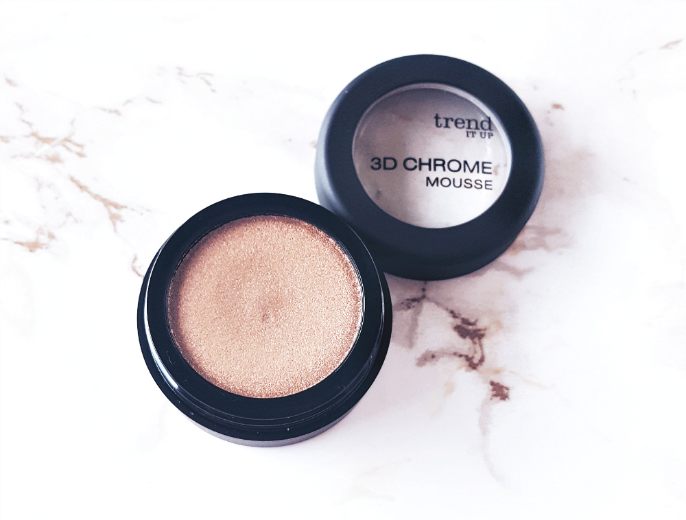 Drogerie Highlighter trend it up 3d chrome mousse