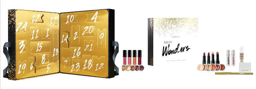 Bare Minerals Adventskalender 2017 Box of Wonders