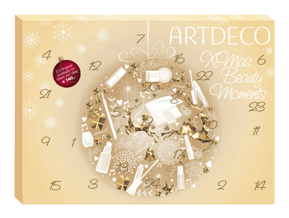 Artdeco Beauty Adventskalender 2017