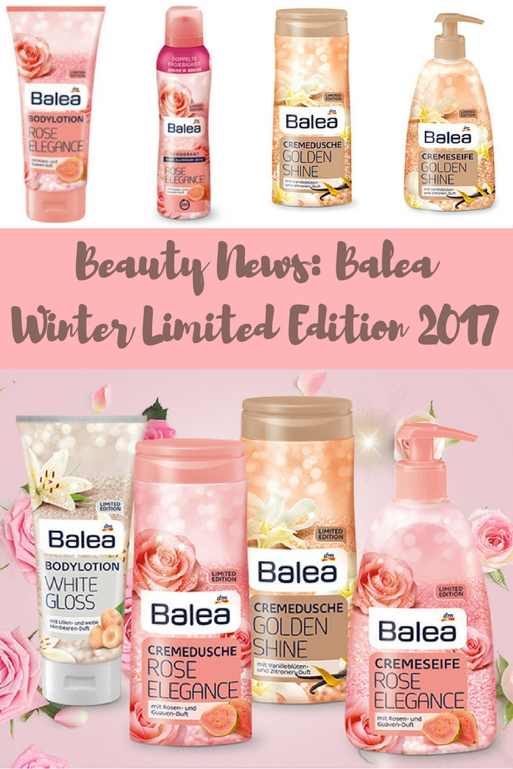 Balea Winter Limited Edition 2017 Preview