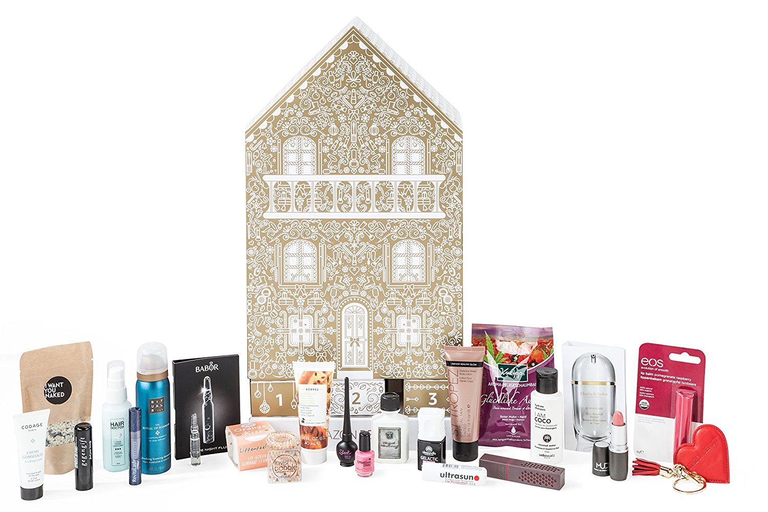 Amazon Beauty Adventskalender 2017