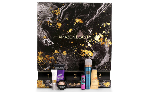 Amazon UK Beauty Adventskalender 2017